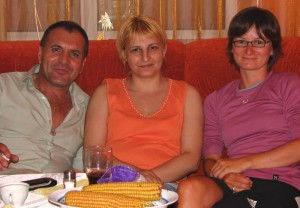 2009.07.13-17 - Oryahovo (BG) - Campulung (RO)