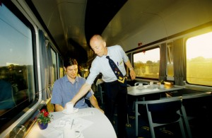 08.08.2004 - Anreise